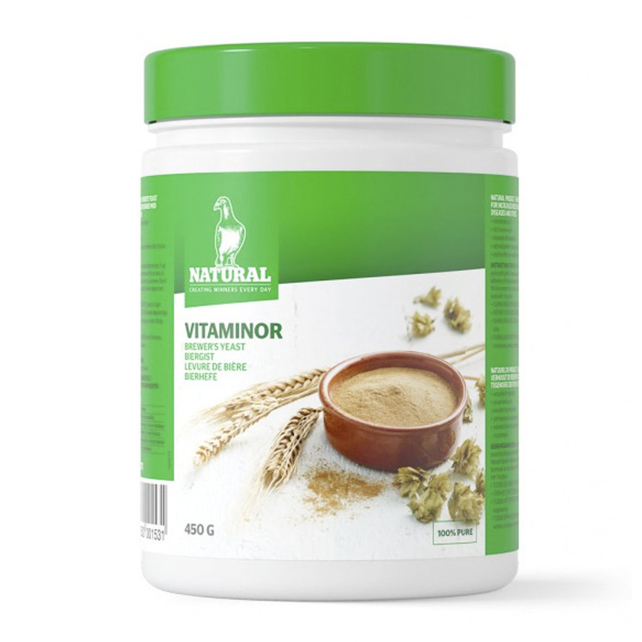 Natural's Vitaminor Brewer's Yeast
