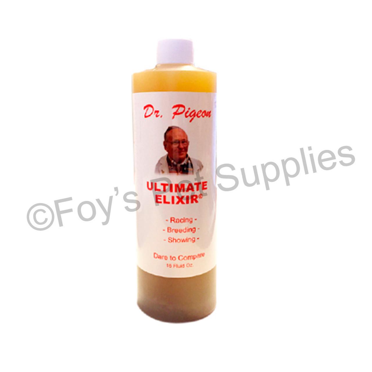 Dr. Pigeon's Ultimate Elixir - 16 oz.