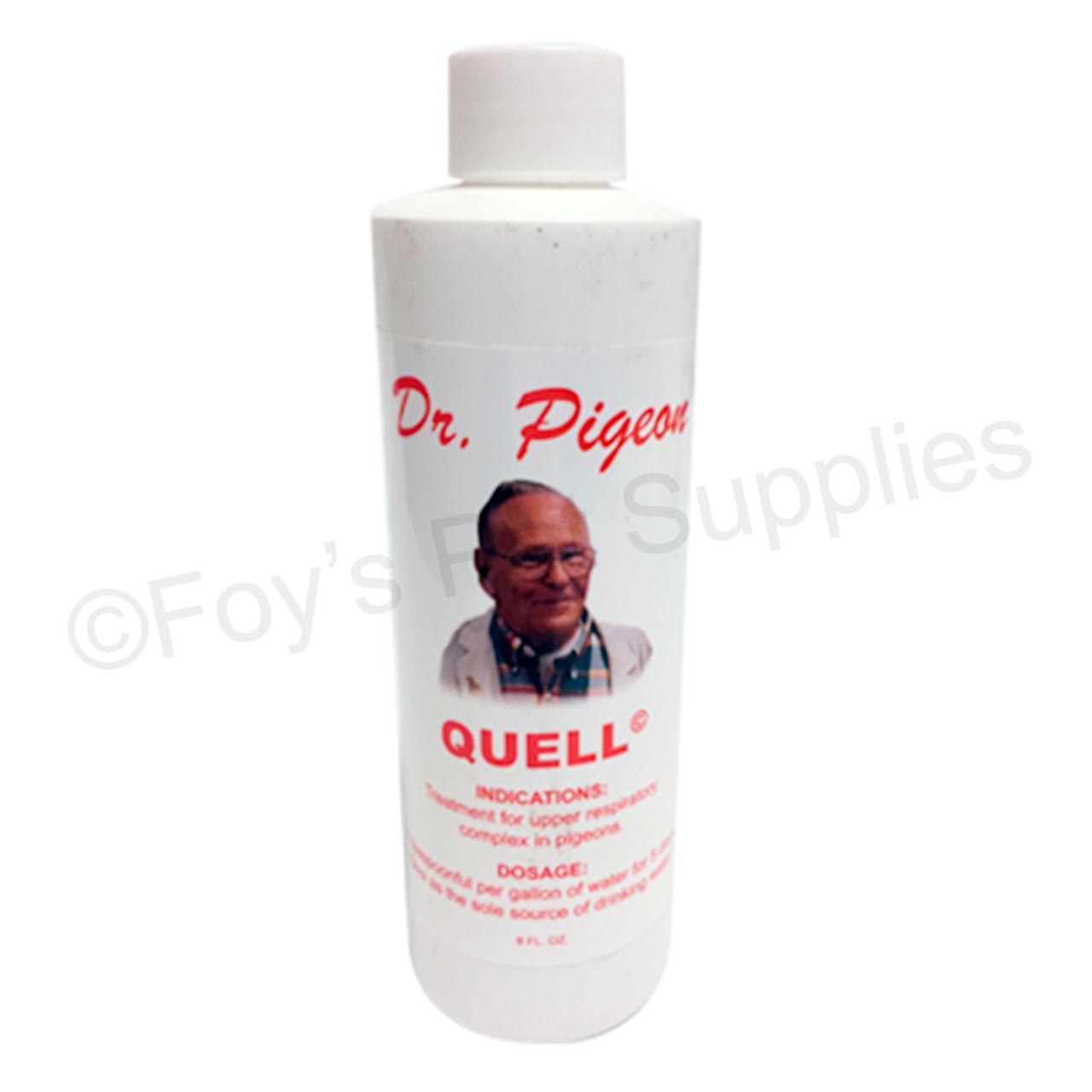 QUELL RESPIRATORY - 8 OZ.