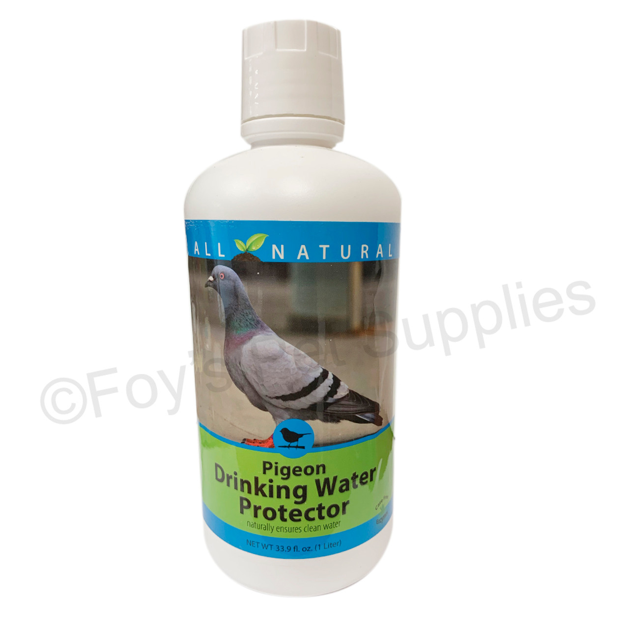 1679, all natural, pigeon drinking water protector