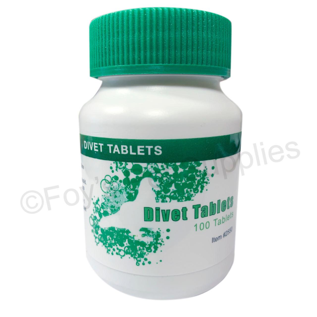 Divet Tablets