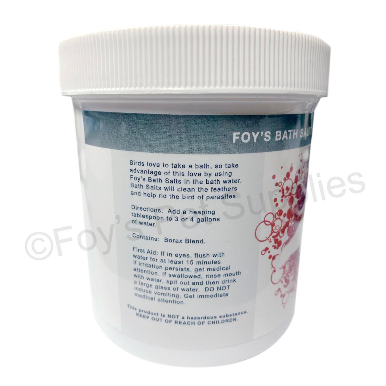 foy's bath salts