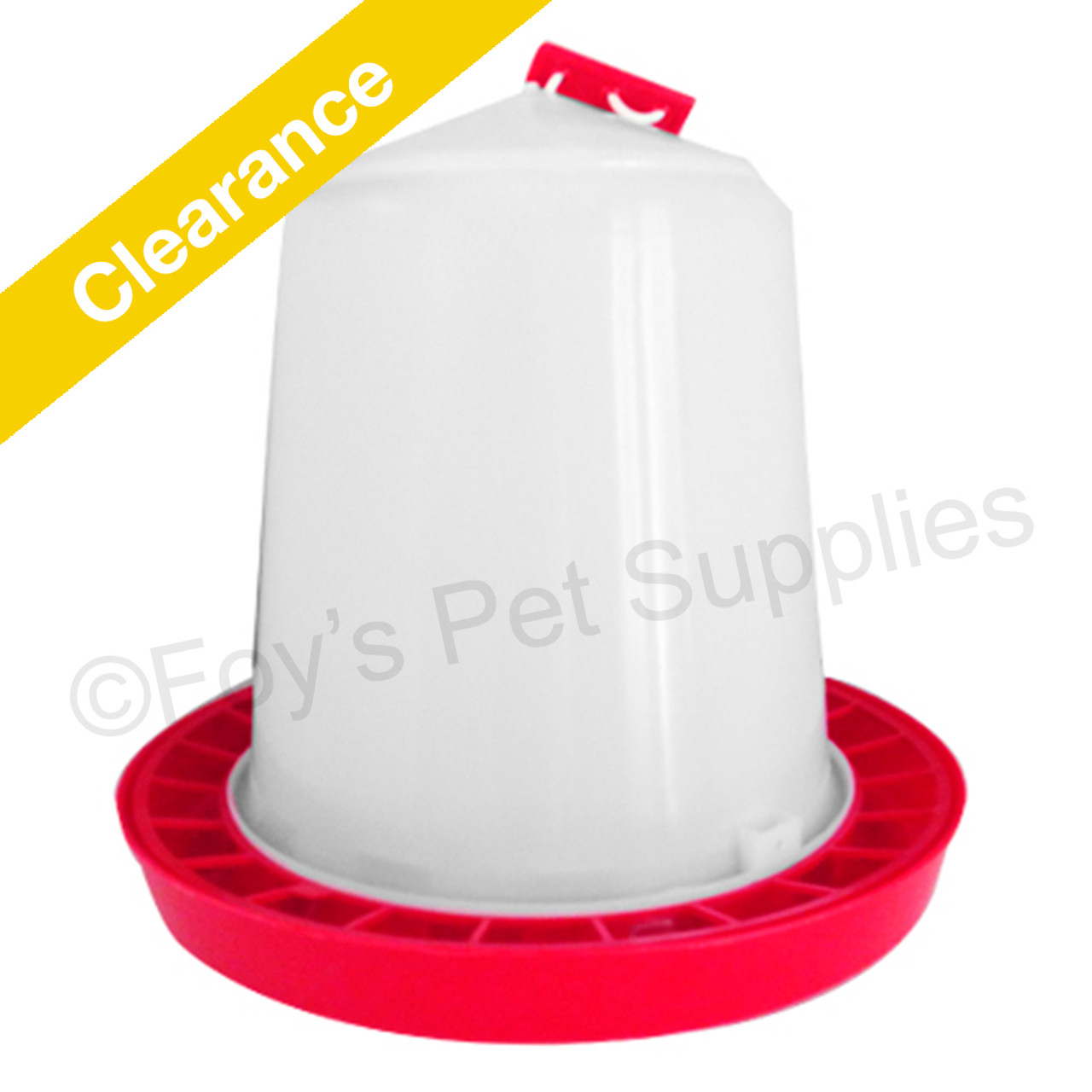 Poultry Feeder 25 lbs.