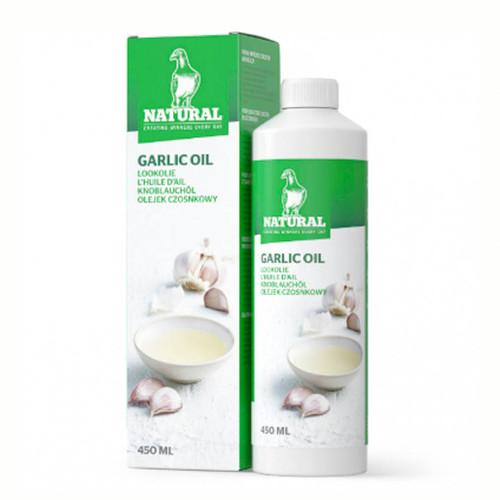 natural granen garlic oil