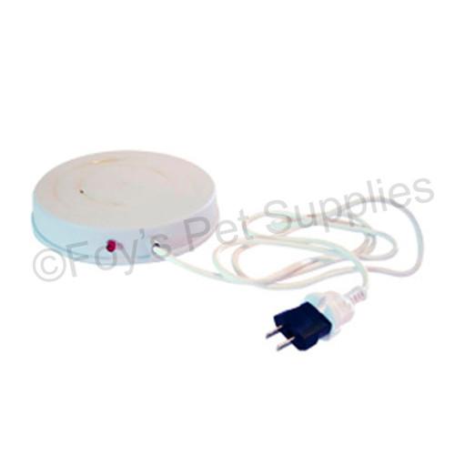 Heavy Duty Plastic Heater 7 1/2