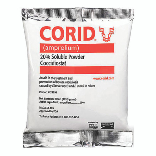 CORID 20% POWDER 10 OZ.