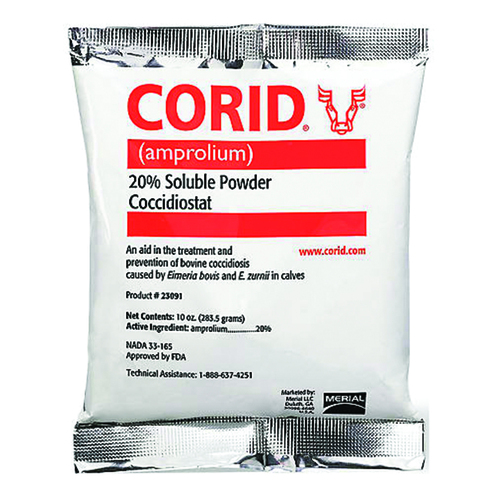 CORID 20% POWDER 10 OZ.