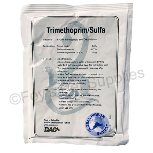 DAC TRIMETHOPRIM SULFA 100g