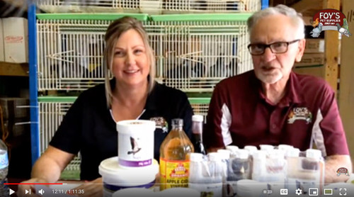 Foy's Live (Friday, June 18, 2021) - All Natural Products