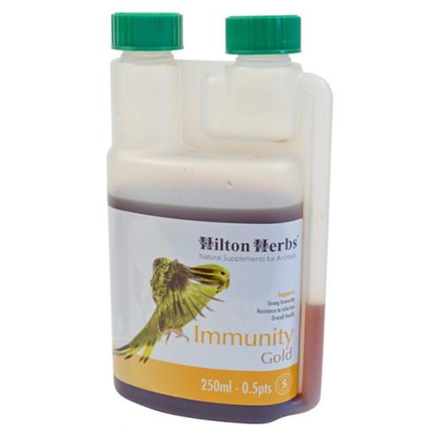 hilton herbs immunity gold