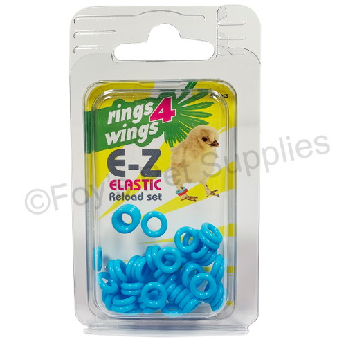 EZ Elastic Ring Reload Kit - 4.5 mm