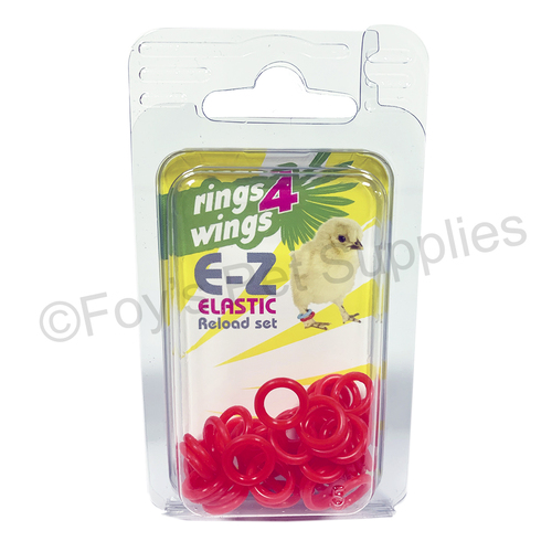 EZ Elastic  Ring Reload Kit - 7mm