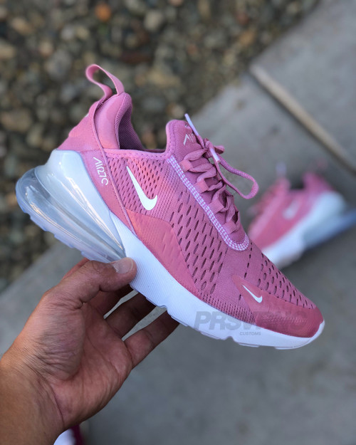 Nike Air Max 270 Rose' Custom
