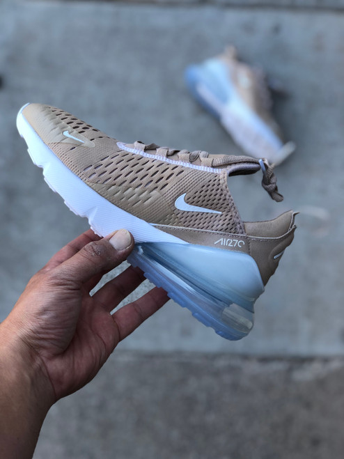 Nude Nike Air Max 270 Custom