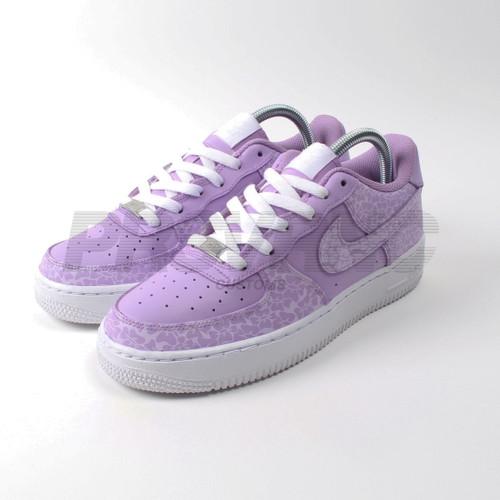 BusyBirdy Nike AF1 Low Lilac Custom