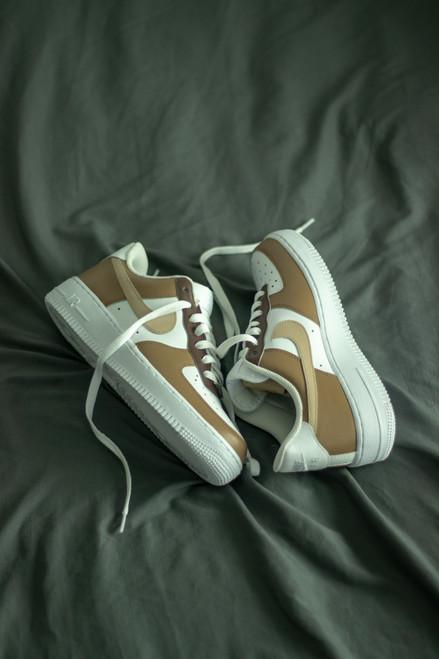 Cafecito Nike AF1 Low Custom