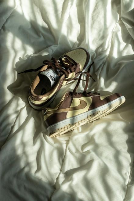"""Coffee-cito"" Nike Dunk Low Custom"