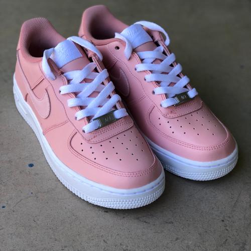 Nike AF1 Low Blush Pink Custom