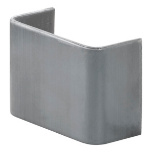 "CURT Raw Steel Weld-On Stake Pocket (3-1/2"" x 1-5/8"" I.D.) #83072"