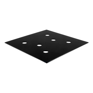 """CURT 6"""" Tie-Down Backing Plate #83607"""