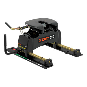 CURT Q24 5th Wheel Hitch with Roller #16546