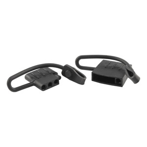 CURT 4-Way Flat Connector Dust Cover Set (Packaged) #58761