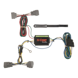 CURT Custom Wiring Harness (5-Way Flat Output) #56513