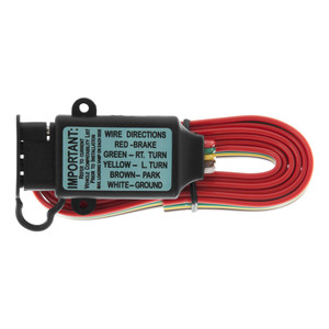 CURT Non-Powered 3-to-2-Wire Taillight Converter #55178