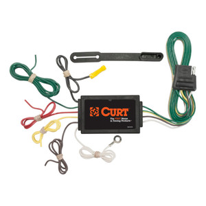 CURT Powered 3-to-2-Wire Taillight Converter #56146