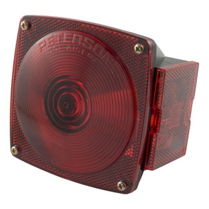 CURT Combination Trailer Light without License Plate Illumination #53440