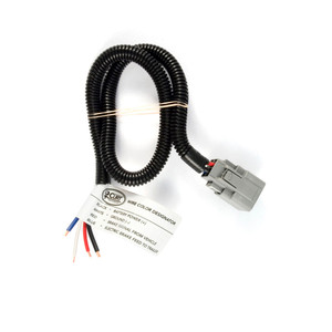 CURT Brake Control Harness with Pigtails (Packaged) #51371