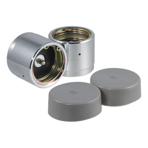 "CURT 2.44"" Bearing Protectors & Covers (2-Pack) #22244"