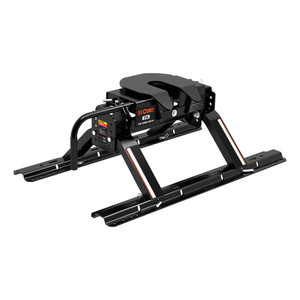 CURT E16 5th Wheel Hitch with Rails #16116