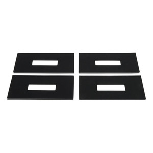 CURT 5th Wheel Rail Sound Dampening Pads #16900