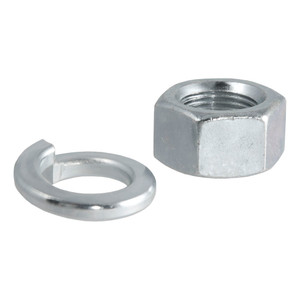 "CURT Replacement Trailer Ball Nut & Washer for 3/4"" Shank #40103"