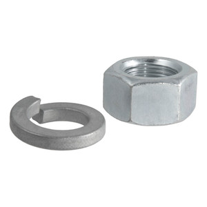 "CURT Replacement Trailer Ball Nut & Washer for 1"" Shank #40104"