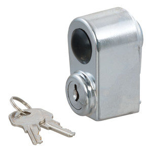 CURT Spare Tire Lock (Chrome) #23562