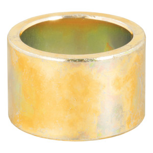 """CURT Reducer Bushing (From 1-1/4"""" to 1"""" Shank, Packaged) #21201"""
