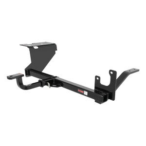 "CURT Class 2 Trailer Hitch with 1-1/4"" Ball Mount with 3/4"" Trailer Ball Hole #121013"