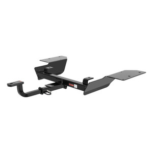 "CURT Class 2 Trailer Hitch with 1-1/4"" Ball Mount with 3/4"" Trailer Ball Hole #122523"