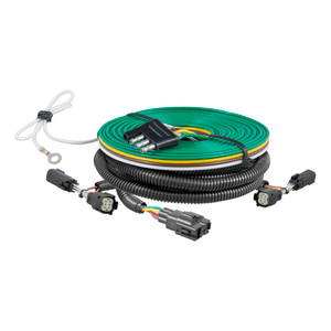 CURT Custom Towed-Vehicle RV Wiring Harness #58945