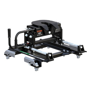 CURT E16 5th Wheel Hitch with Roller and GM Puck System Adapter #16667