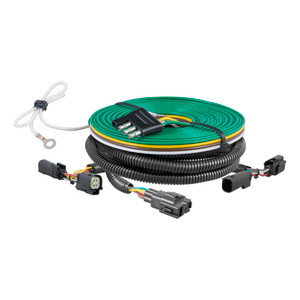 CURT Custom Towed-Vehicle RV Wiring Harness #58943