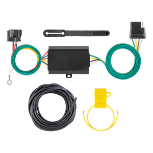 CURT Custom Towed-Vehicle RV Wiring Harness Add-On #58920