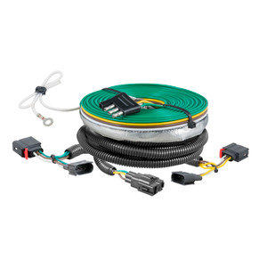 CURT Custom Towed-Vehicle RV Wiring Harness #58940
