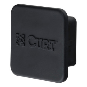 "CURT 2-1/2"" Rubber Hitch Tube Cover (Packaged) #22278"