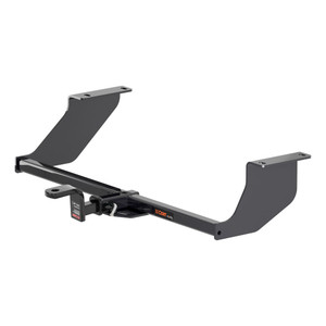 """CURT Class 1 Trailer Hitch with 1-1/4"""" Ball Mount with 3/4"""" Trailer Ball Hole #114643"""