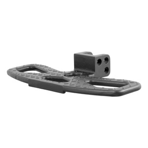 CURT Adjustable Channel Mount Hitch Step #45909