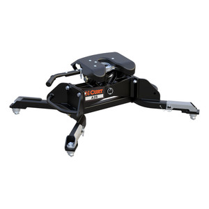 CURT A25 5th Wheel Hitch with Ram Puck System Legs #16046