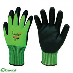 Soroca High Viz Green HPPE Gloves (Pair)